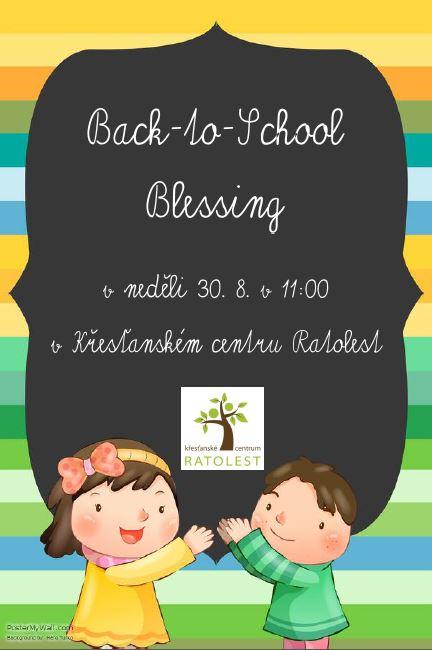 Zpátky do škol(k)y s Křesťanským centrem Ratolest